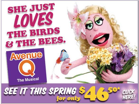 Avenue Q Spring Fever