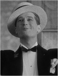 """[Eclipse]Chevalier in """"The Love Parade"""" (1929), part of a Lubitsch set."""