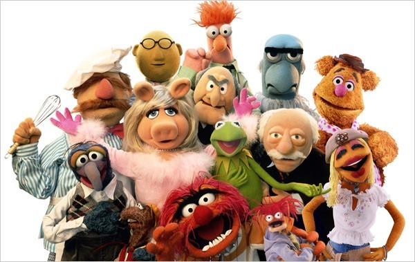 [Jay Buchsbaum/Muppets Studio LLC]<br>Disney is orchestrating the Muppets's return on several fronts: TV specials, Web videos, a feature film, theme-park attractions and a whole lot of merchandising.