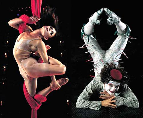[Cirque du Soleil]