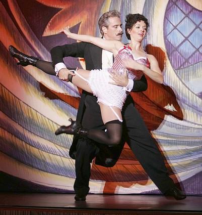 [Lori Sheppler/LAT]Yvette Tucker and David Engel