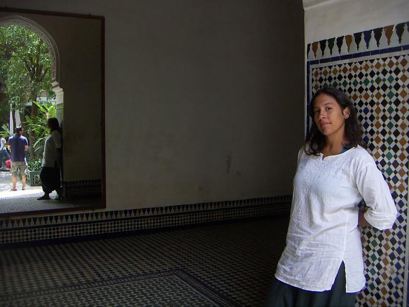 Marruecos [María Bustamante]