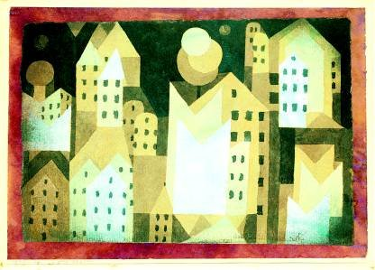 [NEUE GALERIE]Paul Klee, 'Colorful Meal' (1928)