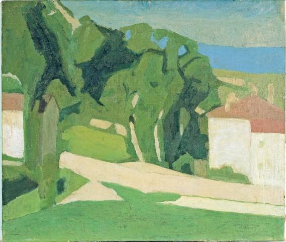 [METROPOLITAN MUSEUM OF ART]Giorgio Morandi, 'Paesaggio' (1935).