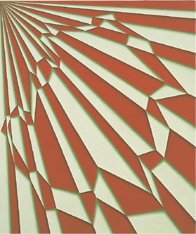 [NEW MUSEUM] Tomma Abts, 'Meko' (2006).