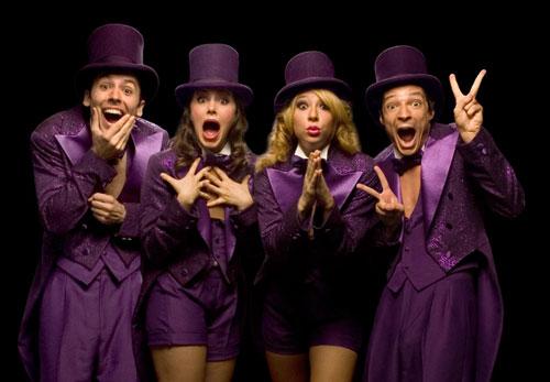 Pepper Top Singers con Donde esta Liza? en el Teatro Moliere
