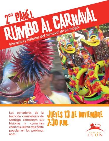 Rumbo al Carnaval en República Dominicana