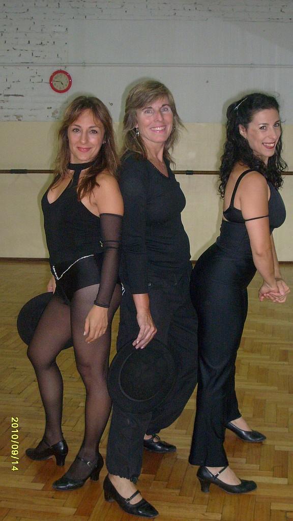 Alejandra Roldán, Claudia Tarazona, Karina Roldán