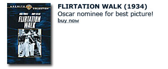 Flirtation Walk (DVD)