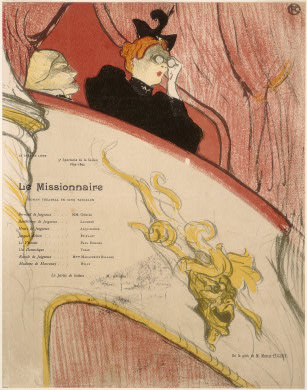 Le Missionnaire, 1894