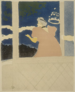 Henri de Toulouse-Lautrec French, 1864 - 1901 Collection of Mr. and Mrs. Paul Mellon 1985.64.176