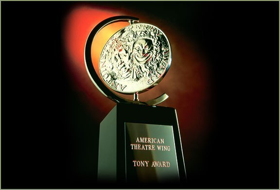 "The American Theatre Wing's Antoinette Perry ""Tony"" Awards are presented by The Broadway League and the American Theatre Wing."