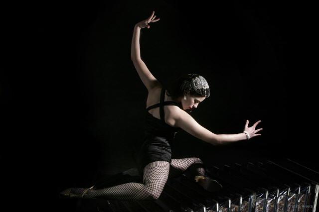 Alma de Bandoneón [Cristina Rivera]<br>Cristina Rivera<br>TANGO !!<br>2007<br>Modelo Estefi (de Estefi y Fabio bailarines callejeros de Buenos Aires)
