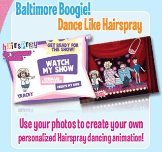 Dance Like Hairspray
