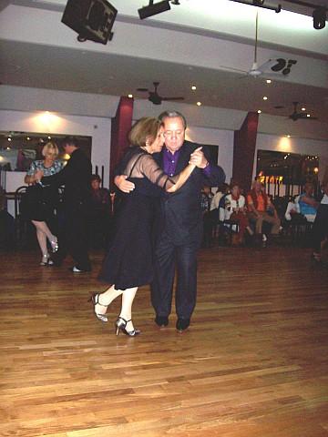 Concurso Tango Mayores de 60 (Enrique Carmona)