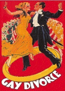 GAY DIVORCEFred Astaire, Claire Luce