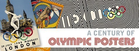 A Century of Olympic Posters opens on the 17th May at the V&A Museum of Childhood, Bethnal Green. Get the Olympic spirit from the V&A Museum of Childhood Shop or the V&A Online Shop with A Century of Olympic Posters, which is published to accompany the exhibition, plus beautiful reproductions of Olympic Posters from past games. Visit the V&A Shop online