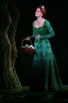 Sutton Foster (Princess Fiona)