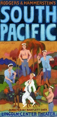 South Pacific at Lincoln Center Theater