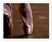 On Pointe: The Rise of the Ballet Shoe