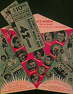 a review of busby berkeley and the backstage musical The last 20 minutes of sustained musical numbers in berkeley's th  the life and art of busby berkeley  will read and review soon.