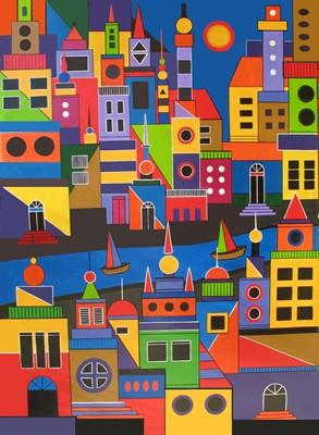 Diana ChornePaisajes Urbanos