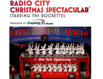 Presale 2008 Radio City Christmas Spectacular