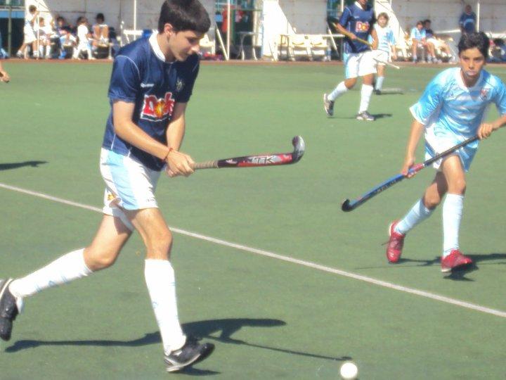 Selección Hockey Buenos Aires Sub-16 [Claudia Tarazona]