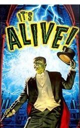 IT'S ALIVE!Young Frankenstein