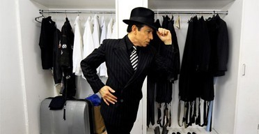 [Photograph: Linda Nylind]Fix sharp ... Miguel Angel Zotto at the Peacock theatre.